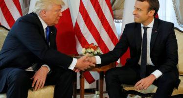 « Gilets jaunes » : La France demande à Trump de ne pas se mêler de politique intérieure française