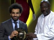 Mohamed Salah sacré Ballon d'Or africain pour la deuxième fois consécutive