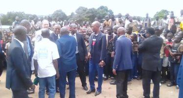 Congo : Brazzaville et Dresde favorables aux échanges scolaires