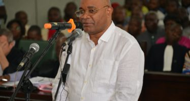Congo : l'ancien ministre André Okombi Salissa plaide non coupable