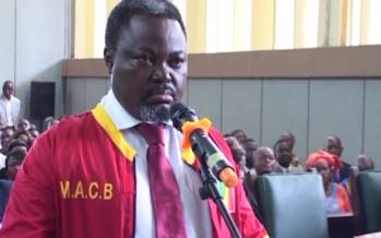 Congo : l'ancien directeur général de contrôle des marchés publics écope deux ans d'emprisonnement ferme pour détournement de fonds publics
