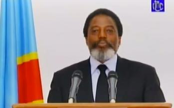 RDC : Kabila félicite Tshisekedi et lui assure de son soutien et appelle le peuple à faire de même