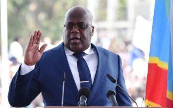 RDC – Félix Tshisekedi : « On essaie d'entrer dans la peau du Président et de s'habituer à la fonction »
