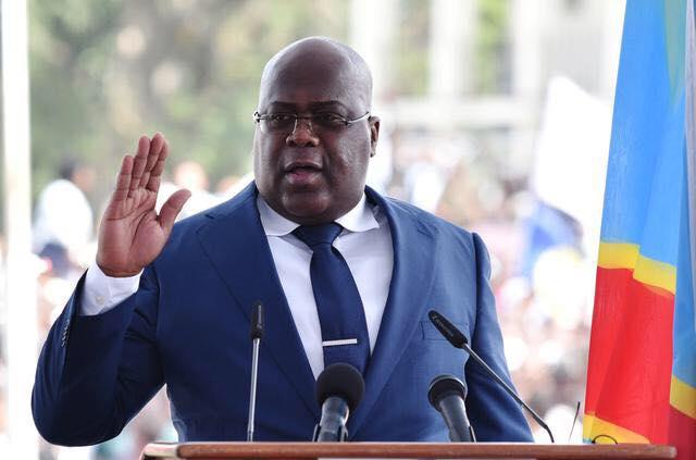 Le nouveau président congolais Félix Tshisekedi