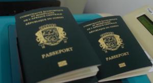 Les passeports congolais