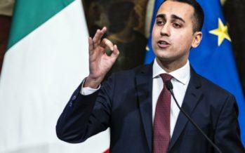 Luigi Di Maio accuse la France «d'appauvrir l'Afrique», l'ambassadrice d'Italie convoquée