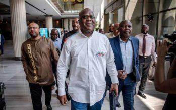 L'opposant Félix Tshisekedi proclamé vainqueur de la présidentielle en RDC