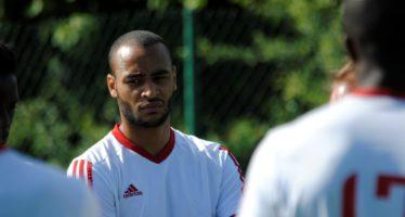 L'international congolais, Tobias Badila : « Je ne suis plus un joueur de foot pro »