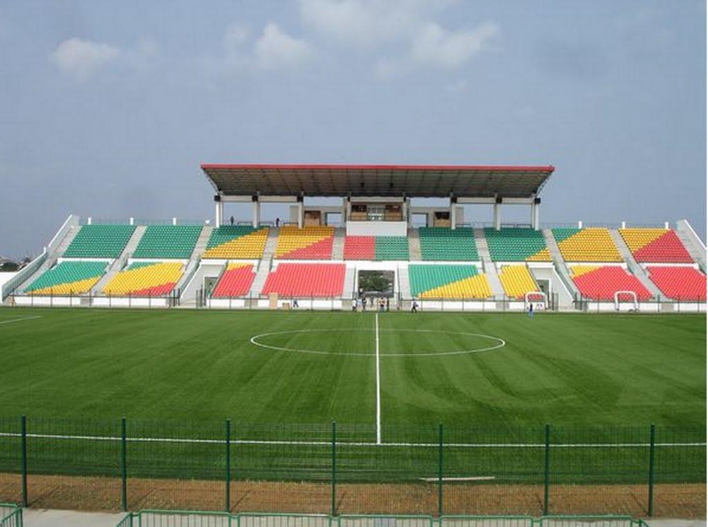 Le complexe sportif Marien-Ngouabi d'Owando