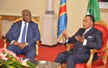 Denis Sassou Nguesso et Félix Tshisekedi veulent poursuivre les échanges « à tous les niveaux »