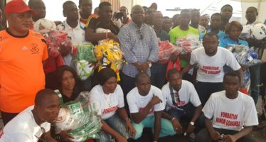 Congo : Le bien-être social préoccupent Ninon GOUAMBA et ses mandants de Ouenzé quartier 58 bis