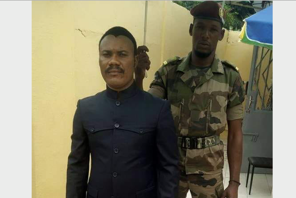 Jean Denis Sassou-N'Guesso