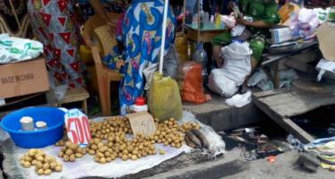 Congo : des aliments vendus dans des conditions peu hygiéniques