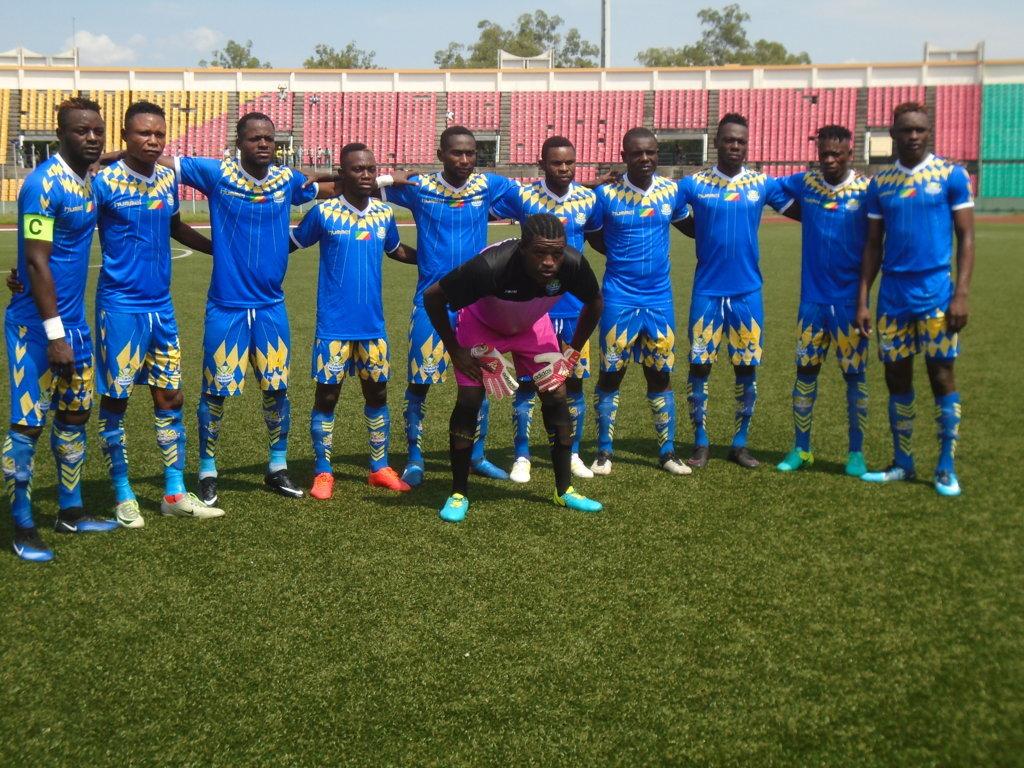 L'équipe congolaise de l'As Otoyo