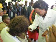 Congo : Plus de 2,2 millions d'enfants à vacciner contre la rougeole et la rubéole