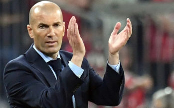 Football : Zinedine Zidane de retour au Real Madrid !