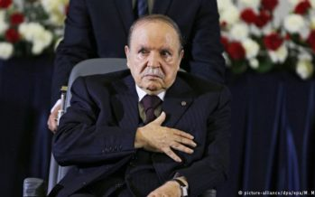 Algérie: Bouteflika renonce à un cinquième mandat