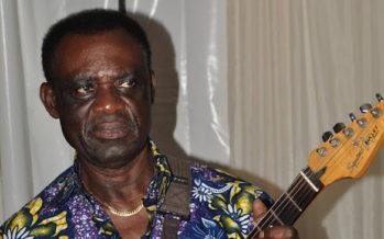 RDC : l'artiste Simaro Lutumba est mort à Paris