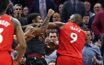 NBA : Serge Ibaka a écopé d'une suspension de trois matchs pour sa bagarre