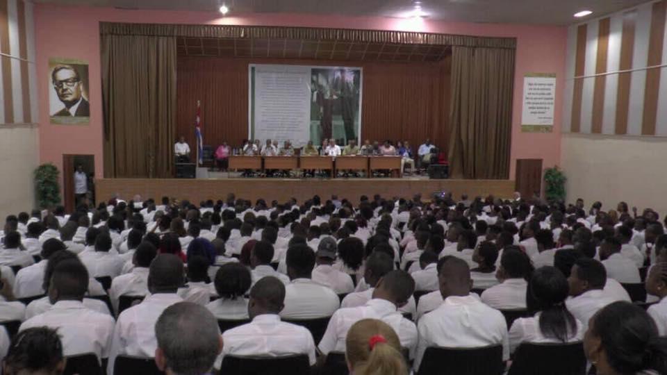 étudiants congolais à cuba