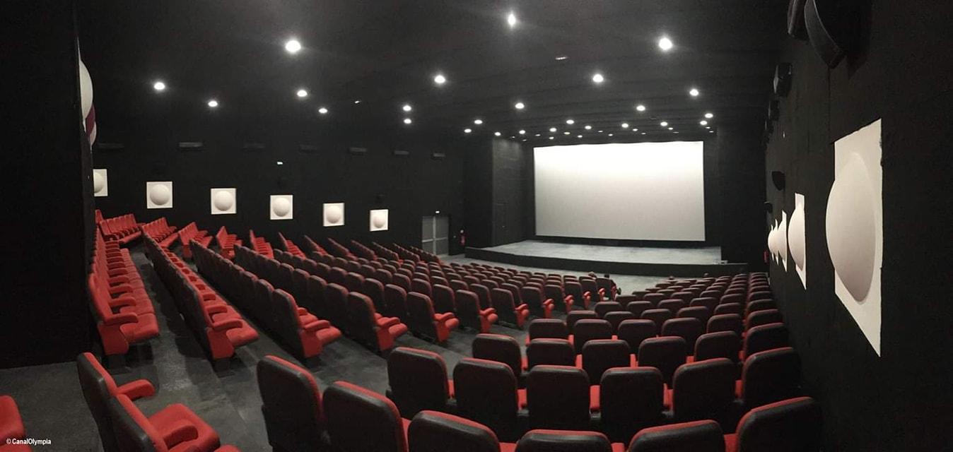 Une nouvelle salle de cinéma, construite par le groupe Bolloré, a été inaugurée le 18 avril 2019 dans la capitale de la République du Congo.