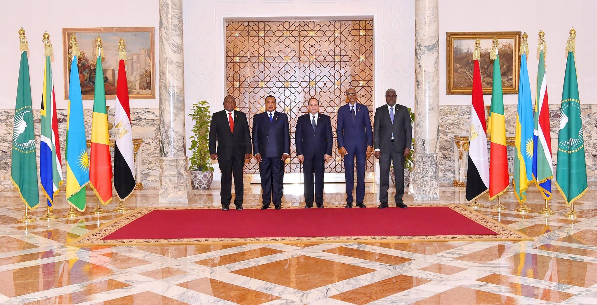 Le Caire: Les chefs d'Etat africains prorogent de 3 mois le délai pour une transition politique au Soudan