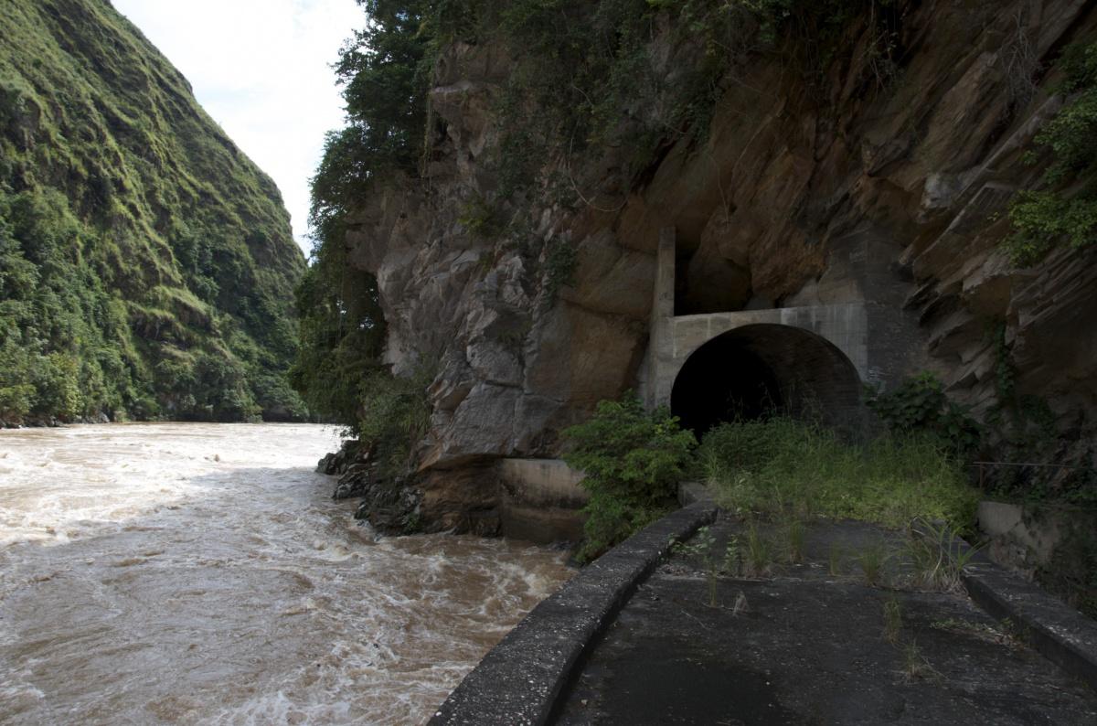 Barrage hydroélectrique de Sounda