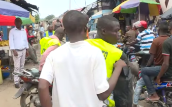 Motos-taxis au Congo : la joie des clients fait la bonne affaire des conducteurs