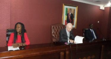 Congo : une plate-forme d'échanges pour assurer la visibilité et la lisibilité des activités du gouvernement