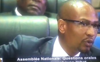 Vidéo – Congo : quand Jeremy Lissouba se paye la tête de Clément Mouamba au parlement