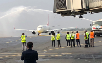 Congo : Turkish Airlines se pose à Pointe-Noire