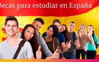Des bourses d'études offertes par l'Espagne aux étudiants africains