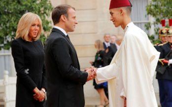 Moulay El Hassan a représenté Mohammed VI, souffrant, aux obsèques de Jacques Chirac