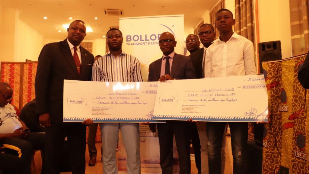 Une bourse « Bolloré Transport & Logistics » pour les étudiants congolais