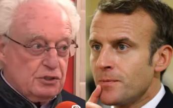 """Vidéo – Charles Gave: """"Le vrai problème de Macron c'est qu'il est idiot !"""""""