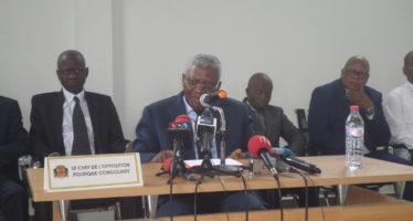 Congo : Pascal Tsaty-Mabiala demande le report de l'élection présidentielle de 2021