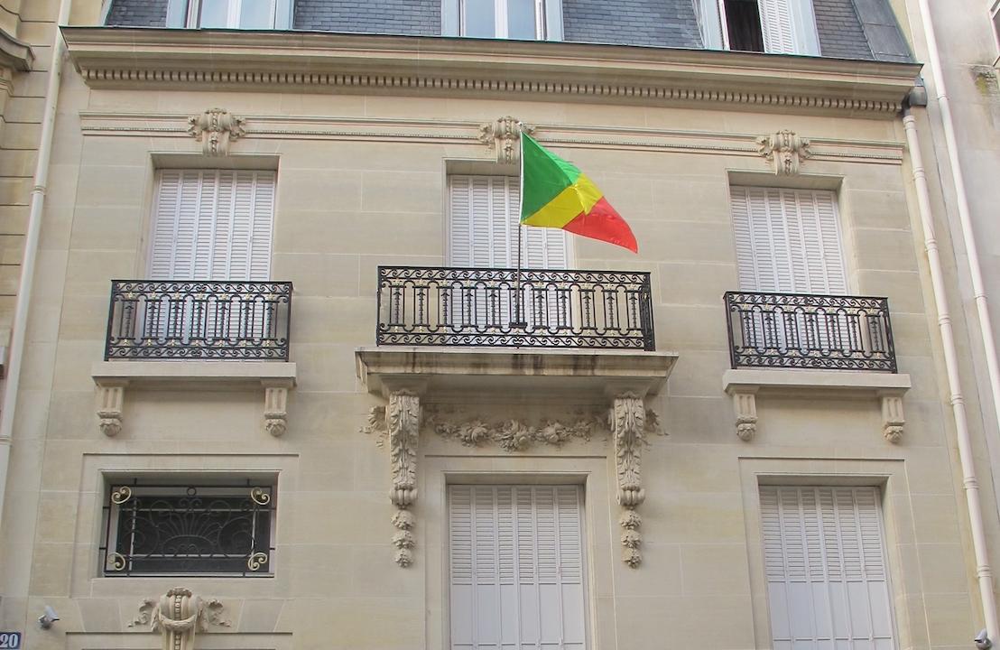 Ambassade du Congo en France