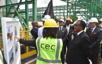 Congo : une capacité de production renforcée pour exporter de l'électricité