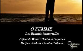 Ô Femme, les beautés immortelles ( Poésie) est un livre de L'arbre à Palabres qui va sortir bientôt !