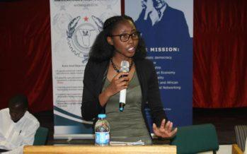 VIDEO – Namibie : À 23 ans, Emma Theofilus devient la plus jeune ministre en Afrique