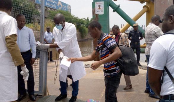 Congo – Coronavirus : une centaine d'étudiants congolais rapatriés de Kinshasa