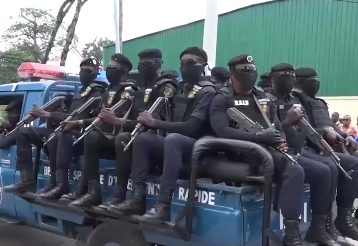 POLICE-Congo