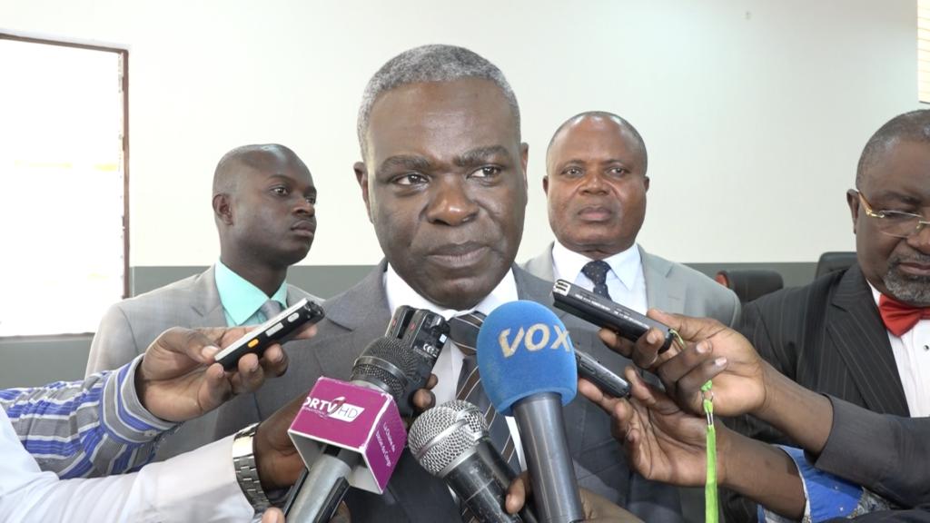 Anatole Collinet Makosso entend restaurer l'autorité de l'Etat, travailler pour la bonne gouvernance et la transparence.