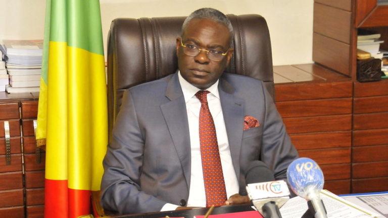 Anatole Collinet Makosso, nouveau Premier ministre du Congo